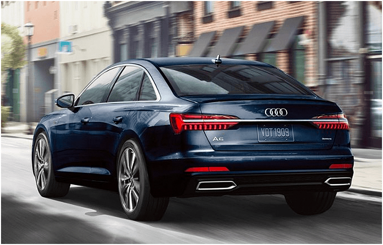 2019 Audi A6 Exterior Styling