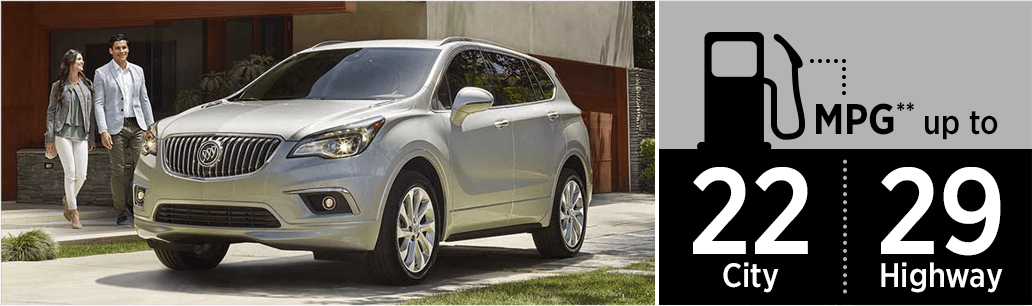 New 2018 Buick Envision Crossover Features Amp Details