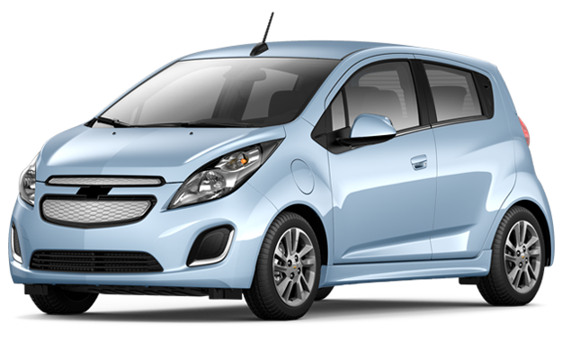 New 2015 Chevy Spark EV Model Features  Salem OR