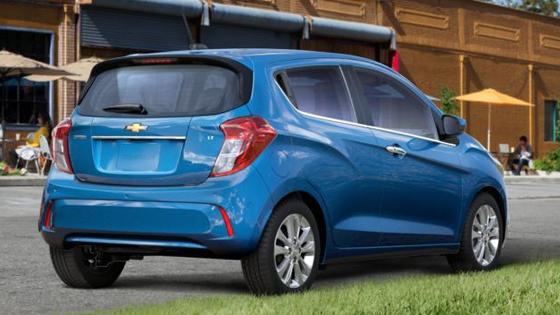 2016 Chevrolet Spark Model Details Salem Or