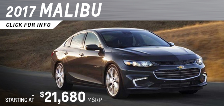 Click to research the new 2017 Chevrolet Malibu model in Salem, OR
