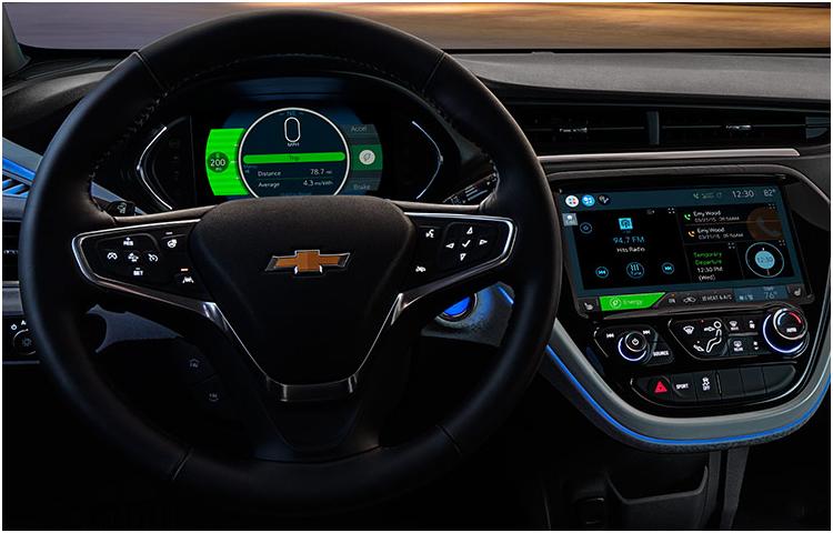 2017 Chevrolet Bolt Model Eletric Car Research Salem Or
