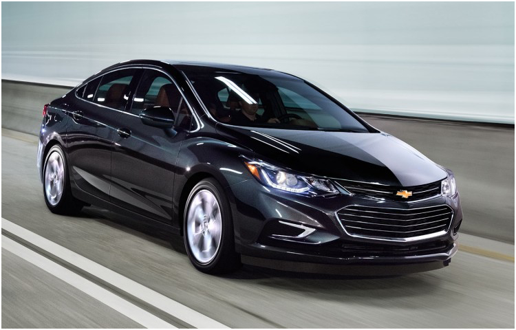 2017 Chevrolet Cruze Model Compact Car Research Salem Or
