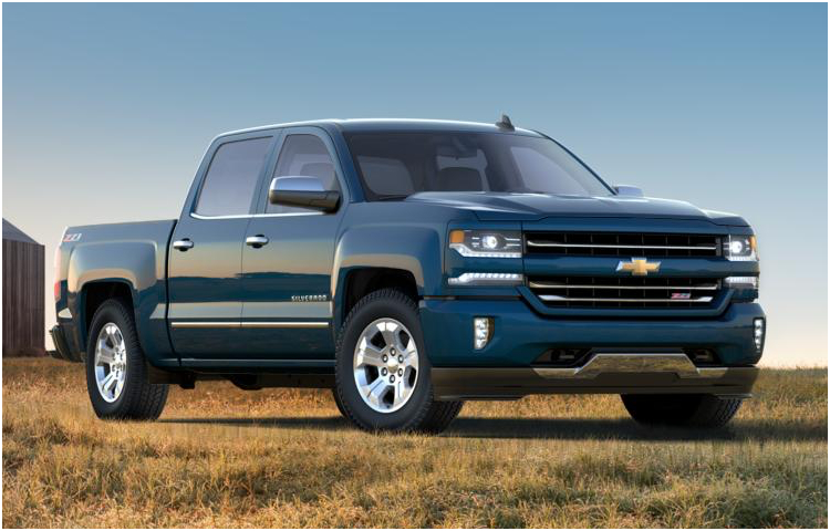 2017 Chevrolet Silverado 1500 Model Information Salem Or