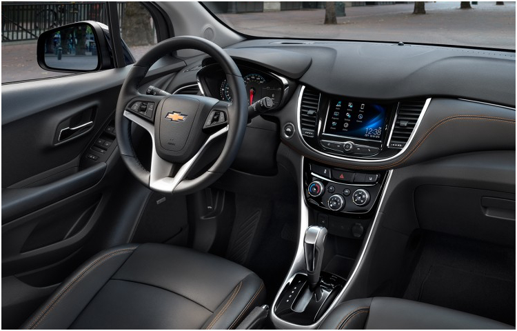 New 2017 Chevrolet Trax - SUV model research information ...