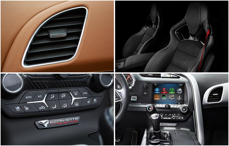 2017 Chevrolet Corvette Stingray Model Information Sports Car