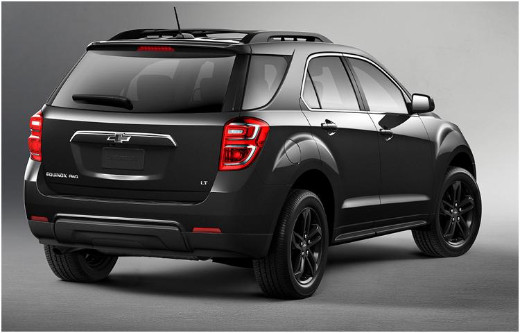 New 2017 Chevrolet Equinox Model Detail Information El Paso Car Sales