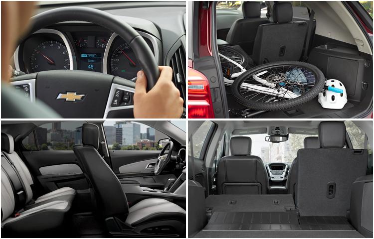New 2017 Chevrolet Equinox Model Detail Information El