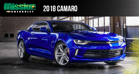 New 2018 Chevy Models At Mission Chevrolet In El Paso