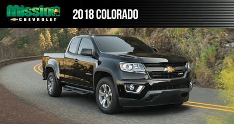 Amazing Learn More About The 2018 Chevrolet Colorado Available At Mission Chevrolet  Serving El Paso, TX