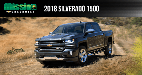 Chevrolet El Paso >> New 2018 Chevy Models At Mission Chevrolet In El Paso