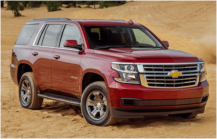 New 2018 Chevrolet Tahoe Features Details Model Research