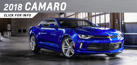 Click to research the new 2018 Camaro model at Capitol Chevrolet in Salem, OR