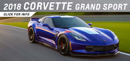 Click to research the new 2018 Chevrolet Corvette Grand Sport model in Salem, OR