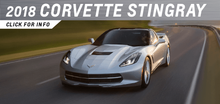 Click to research the new 2018 Chevrolet Corvette Stingray model in Salem, OR