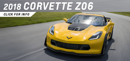 Click to research the new 2018 Chevrolet Corvette Z06 model in Salem, OR