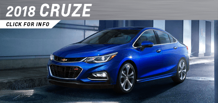 Click to research the new 2018 Cruze model at Capitol Chevrolet in Salem, OR