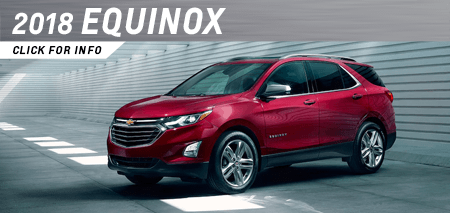 Click to research the new 2018 Equinox model at Capitol Chevrolet in Salem, OR