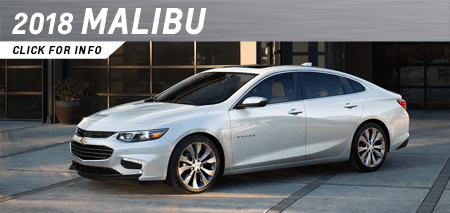 Browse our 2018 Malibu model information at Capitol Chevrolet in Salem, OR