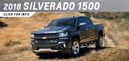 Click to research the new 2018 Silverado  1500 model at Capitol Chevrolet in Salem, OR