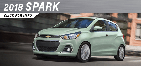Browse our 2018 Spark model information at Capitol Chevrolet in Salem, OR
