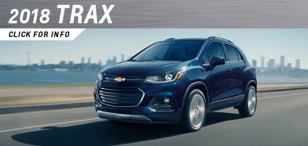 Click to research the new 2018 Trax model at Capitol Chevrolet in Salem, OR