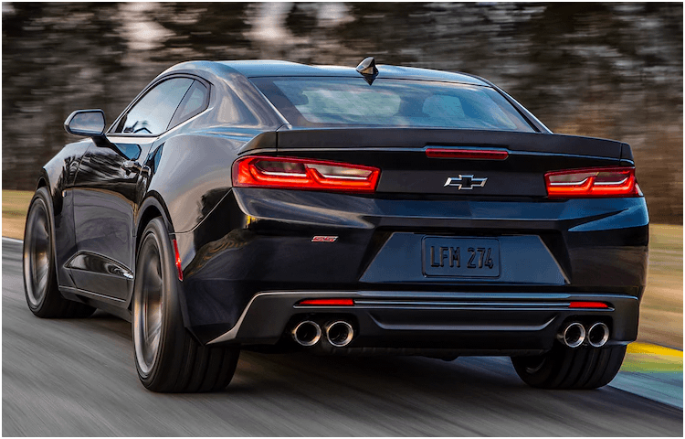 2018 Chevrolet Camaro | Sports Car Model Information