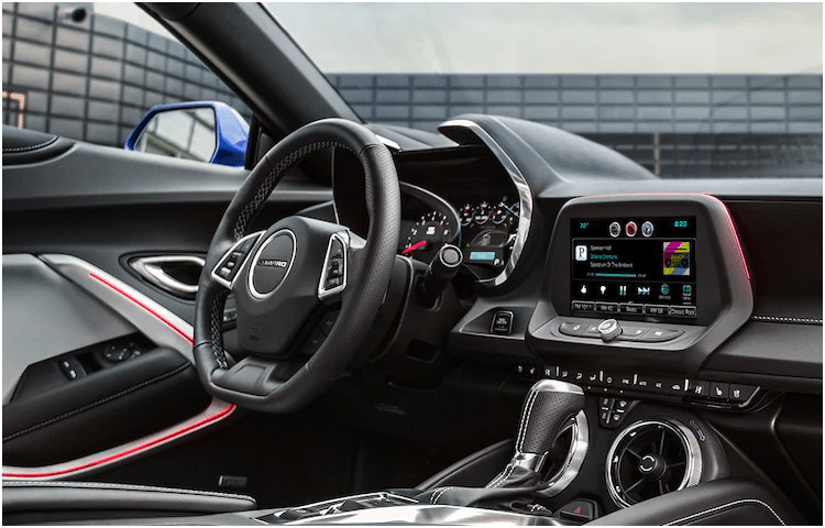 2018 Chevrolet Camaro Sports Car Model Information