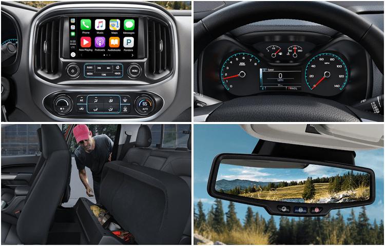 2018 Chevrolet Colorado Mid Size Truck Model Information Serving Portland Or