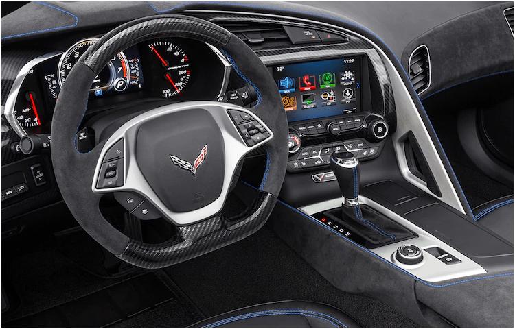 2018 Chevrolet Corvette Grand Sport Model Sports Car