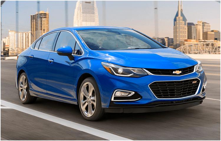2018 Chevrolet Cruze Diesel Model Information   Sedan ...
