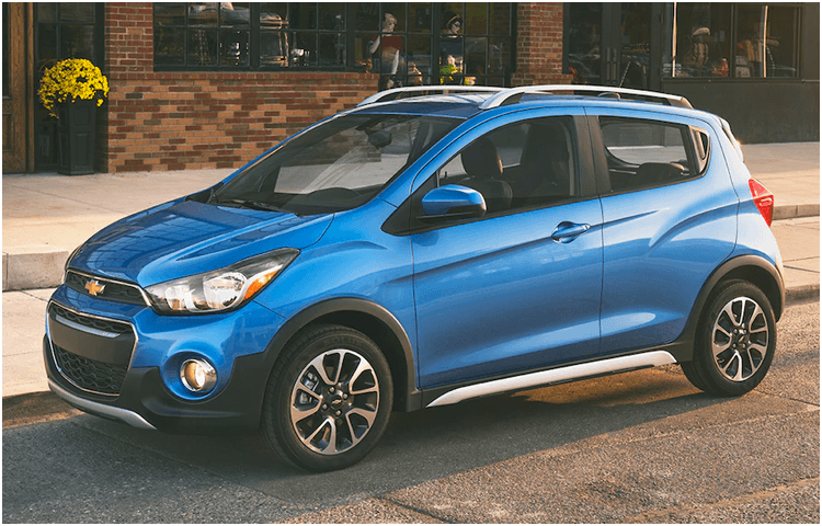 2018 Chevrolet Spark Features & Details | Model Research ...