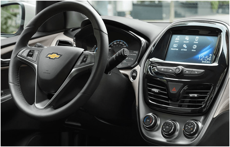 new 2018 chevrolet spark features details model research information portland or. Black Bedroom Furniture Sets. Home Design Ideas