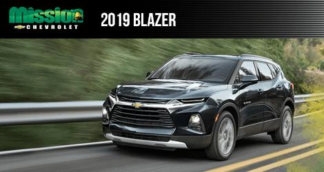Mission Chevrolet 2019 Chevrolet Model Information In El Paso