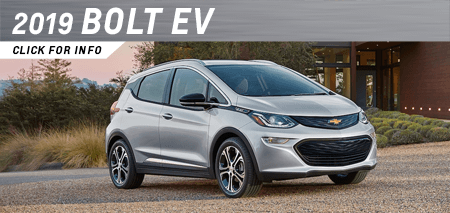 Browse our 2019 Bolt EV model information at Capitol Chevrolet in Salem, OR