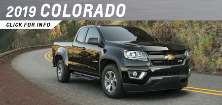 Click to research the new 2019 Chevrolet Colorado model at Capitol Chevrolet in Salem, OR