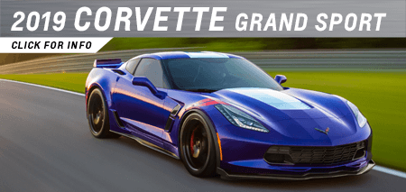Click to research the new 2019 Chevrolet Corvette Grand Sport model at Capitol Chevrolet in Salem, OR