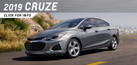 Click to research the new 2019 Chevrolet Cruze model at Capitol Chevrolet in Salem, OR
