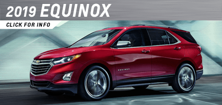 Click to research the new 2019 Equinox model at Capitol Chevrolet in Salem, OR