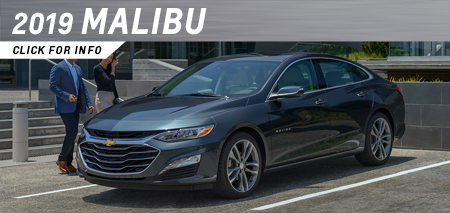 Click to research the new 2019 Chevrolet Malibu model at Capitol Chevrolet in Salem, OR