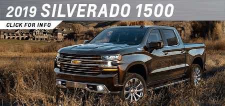 Click to research the new 2019 Silverado 1500 model at Capitol Chevrolet in Salem, OR