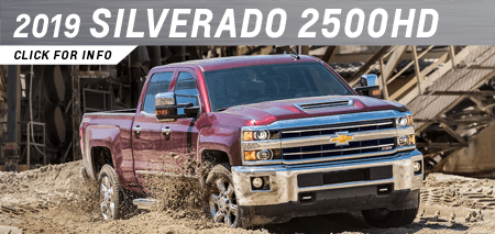 Click to research the new 2019 Chevrolet Silverado 2500HD model at Capitol Chevrolet in Salem, OR