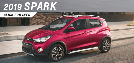 Click to research the new 2019 Spark model at Capitol Chevrolet in Salem, OR