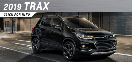Click to research the new 2019 Chevrolet Trax model at Capitol Chevrolet in Salem, OR