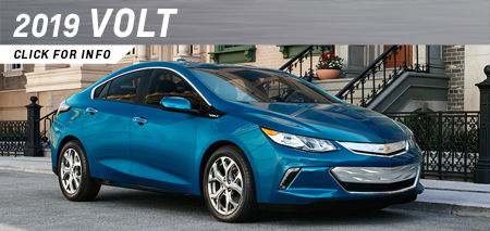 Click to research the new 2019 Chevrolet Volt model at Capitol Chevrolet in Salem, OR