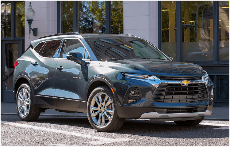 The All-New 2019 Chevy Blazer | Price, Features and ...