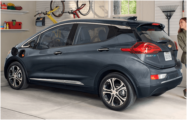 2019 Chevy Bolt Ev The Ideal Electric Car For Portland Oregon