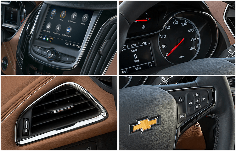 Chevy Model Overview 2019 Cruze Sedan And Hatch Wilsonville Or