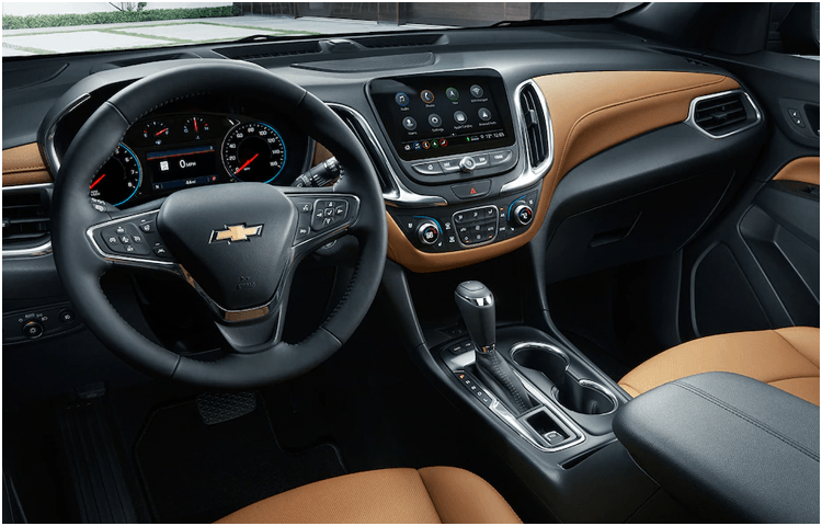 2019 Chevrolet Equinox | Model Specs and Features for ...