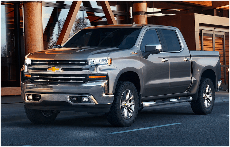 2019 Chevy Silverado 1500 Info St Charles Il Pickup Trucks